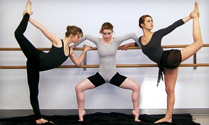 Dance Arts Studios - Syracuse: $25 for a Five-Week Dance-Class Series at Dance Arts Studio ($50 Value)