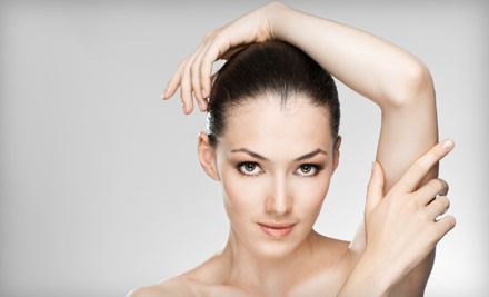 6 Laser Hair-Removal Treatments for a Small or Medium Area - Belladante Medical Institute in Logan