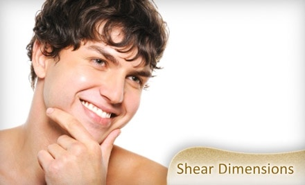 Shear Dimensions: Oil-Wrap Body Treatment - Shear Dimensions in Cranston