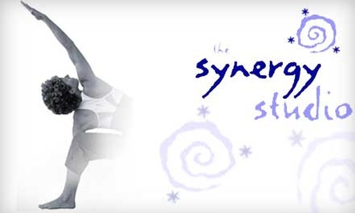 The Synergy Studio - Tobin Hill: $25 for an Eight-Class Card at The Synergy Studio ($88 Value)