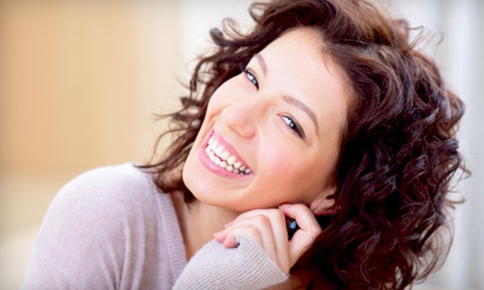 All Smiles, Cosmetic Teeth Whitening  - Multiple Locations: $69 for In-Office Teeth Whitening with Three LED Light Cycles ($159 Value) at All Smiles, Cosmetic Teeth Whitening