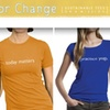 Tees For Change - New York City: $30 for $60 Worth of Eco-Friendly Clothing at Tees For Change