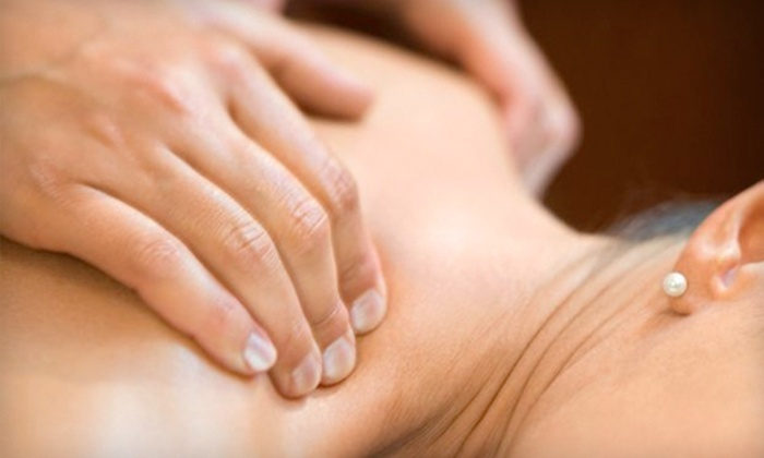 Bella Vita Salon and Day Spa - Bartlesville: $20 for a Head, Neck, and Back Massage with Organic Body Polish at Bella Vita Salon & Day Spa in Bartlesville ($60 Value)