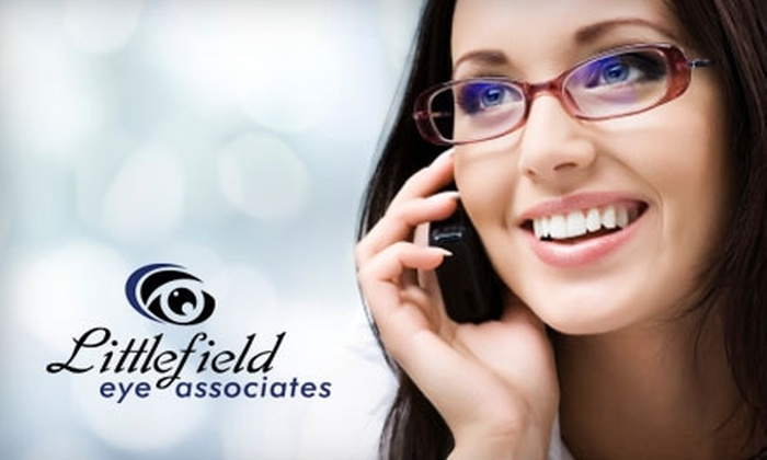 Littlefield Eye Associates - Ward Parkway: $50 for $150 Worth of Prescription Frames, Lenses, Sunglasses, and More at Littlefield Eye Associates