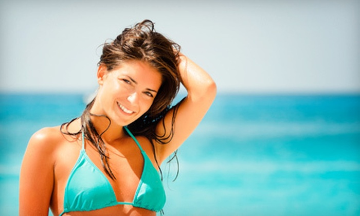 Wax & Tan - Upper East Side: One, Three, or Five Spray Tans at Wax & Tan (Up to 67% Off)