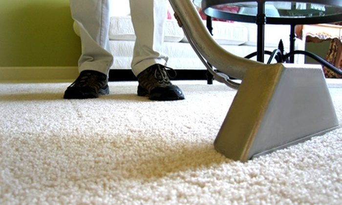 Good Lookin' Carpet Cleaning - Ottawa: $60 for a Full Carpet Clean of Three Rooms and a Staircase or Up to 400 Sq. Ft. of Carpet from Good Lookin' Carpet Cleaning ($120 Value)