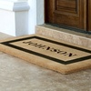 Half Off Mats from Personalized Doormats Company