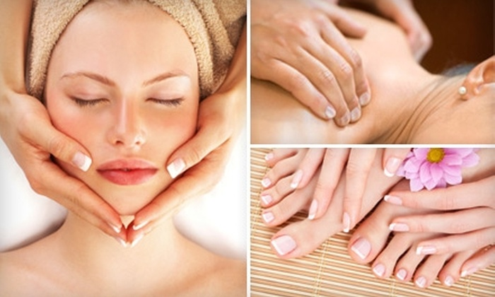 Changes Day Spa - Aiken: $50 for A Touch of Changes Spa Package at Changes Day Spa in Aiken ($100 Value)