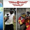 Half Off at Midway Paintball in Vacaville
