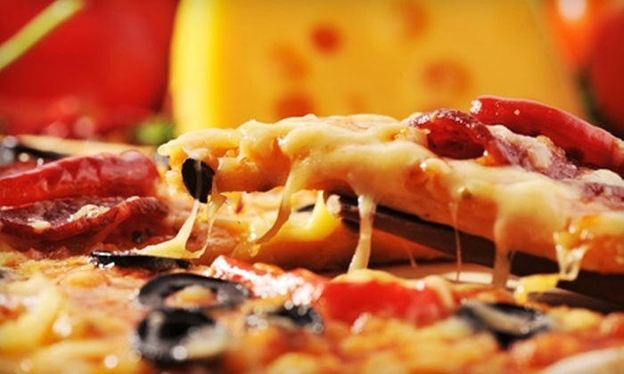 DoubleDave's Pizzaworks - Multiple Locations: $7 for $15 Worth of Specialty Pizzas, Stromboli, and More at DoubleDave's Pizzaworks