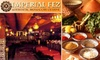 Imperial Fez Restaurant - Buckhead: $30 for $60 Worth of Moroccan Cuisine and Drinks at Imperial Fez