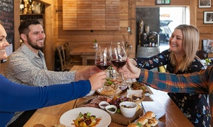 Altitude Tours Limited: Guided or Twilight Wine & Beer Tour for 1 ($149) or 10 People ($1,319) with Altitude Tours Limited (Up to $1,890)