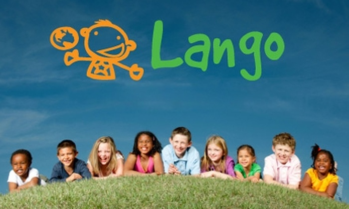 Lango - Multiple Locations: $7 for One 45-Minute Kids' Foreign Language Class ($14 Value) or $99 for a One-Week Foreign-Language Camp for Kids (Up to $204 Value) from Lango South Carolina