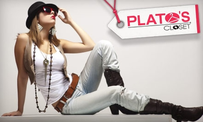 Plato's Closet - Cary: $10 for $25 Worth of Clothing from Plato's Closet