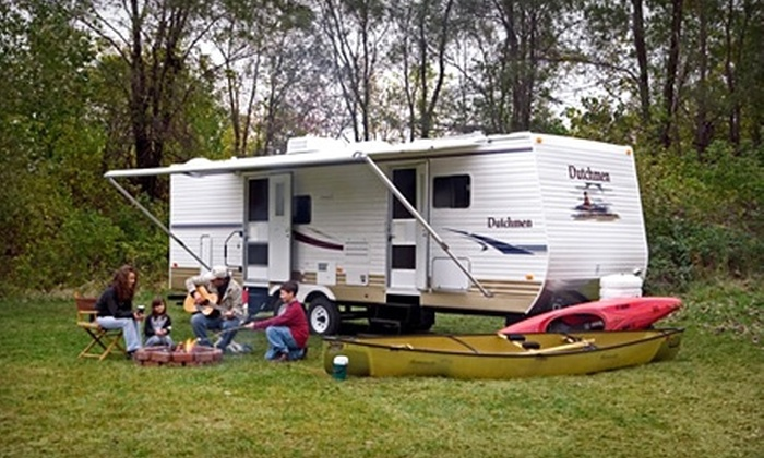 Pollard Camper Rental - Multiple Locations: $199 for a Three-Night Camper Rental from Pollard Camper Rental, LLC (Up to $399 Value)