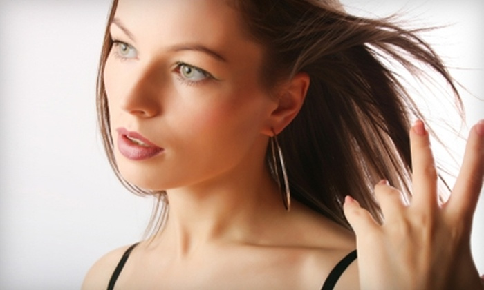 JK Hair Company - Edmond: $50 for $100 Worth of Hair- and Nailcare Services at JK Hair Company in Edmond