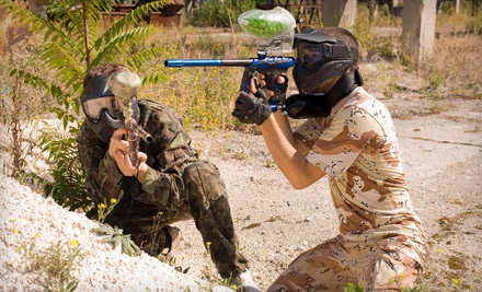 Paintball Outing for Two (a $50 value) - Operation Paintball in Graham