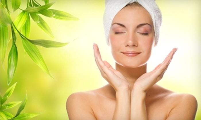 Lacru Salon & Laya's Skin Care - Jackson: Spa Pedicure at Lacru Salon or Skin Consultation and Facial from Laya's Skin Care at Lacru Salon