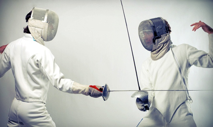 Red Rock Fencing Center - Paradise: Three Introduction to Fencing Classes for One or Two at Red Rock Fencing Center (Up to 57% Off)