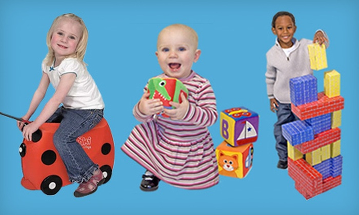 JamTots Baby & More Store - Victoria: $15 for $30 Worth of Infants' and Children's Merchandise at JamTots Baby & More Store