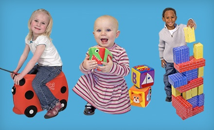 $30 Groupon to JamTots Baby & More Store - JamTots Baby & More Store in Victoria