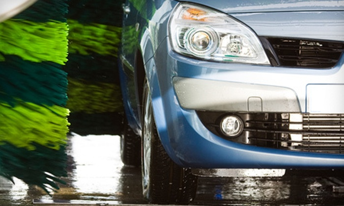 Whatawash - Jeffersonville: $18 for Three Ultimate Car Washes at Whatawash in Jeffersonville ($36 Value)