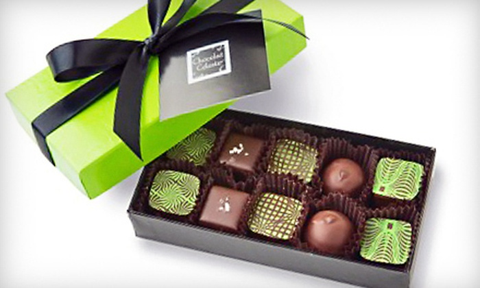 Chocolat Celeste - Hamline - Midway: $14 for a Box of Handmade Artisanal Beer-and-Chocolate Bonbons at Chocolat Celeste ($28 Value)