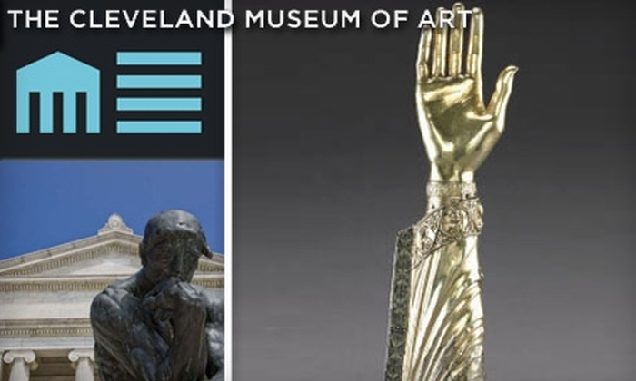 "The Cleveland Museum of Art - University: $12 for Two Tickets to the ""Treasures of Heaven"" Exhibition at the Cleveland Museum of Art"
