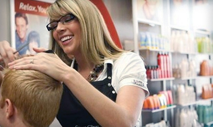 Great Clips Salon - Multiple Locations: $6 for Haircut at Great Clips Salon (Up to $13 Value)