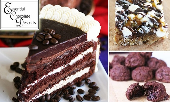 Essential Chocolate Desserts - Washington Culver: $15 for $35 Worth of Baked Goods, Beverages & Everything Else at Essential Chocolate Desserts