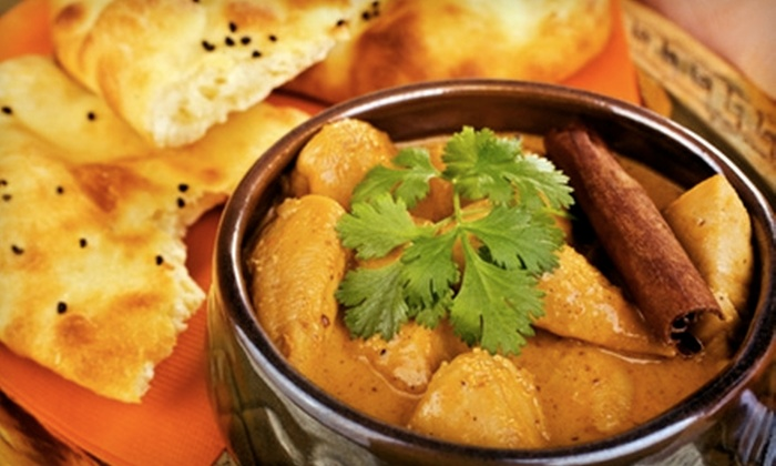 New Delhi Palace - Pasadena: $10 for $20 Worth of Indian Cuisine at New Delhi Palace in Pasadena