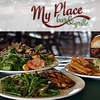 $10 for Fare at My Place Bar & Grille