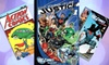 Krypton Comics - West Omaha: $5 for $10 Worth of Comics, Games, Books, and Collectibles at Krypton Comics