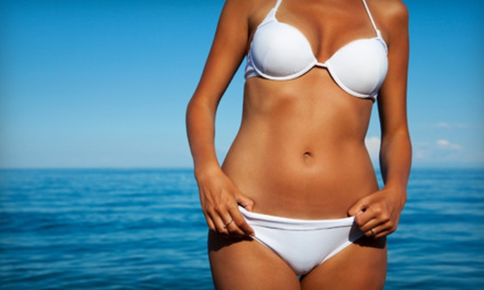 Trim and Tone Spa - North Naples: One or Three Spray Tans at Trim and Tone Spa (Up to 72% Off)