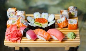 Midori Sushi: R99 for R200 Worth of Takeaway at Midori Sushi (51% Off)