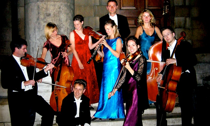 London Concertante - Birmingham: London Concertante: Ticket Plus Programme and CD at Birmingham Cathedral from £11 (Up to 48% Off)
