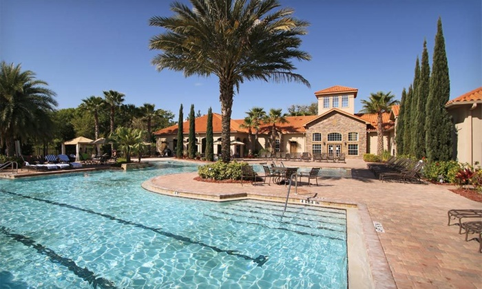Tuscana Resort Orlando - Champions Gate, FL: Three-Night Stay in a Two- or Three-Bedroom Condo at Tuscana Resort Orlando in Greater Orlando