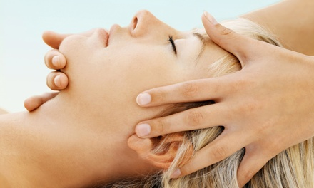 $79 for a 60-Minute Massage and 60-Minute Facial at Infinity Med-I-Spa ($160 Value)