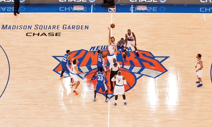 New York Knicks - Madison Square Garden: New York Knicks Game (November 6 – January 18)