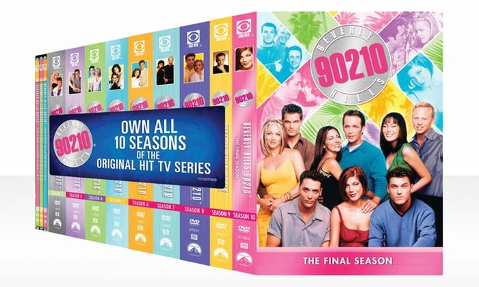 Beverly Hills 90210 DVD Box Set   Groupon Goods
