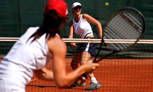 Tennis BelaiR: 2 locations de terrain sur terre artificielle ou 2 leçons individuelles de tennis d'1h dès 14,90 € au Tennis BelaiR