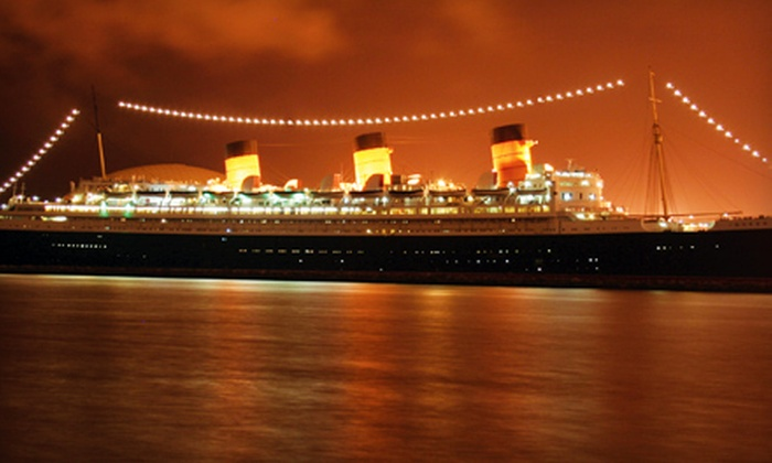 The Queen Mary - Long Beach: $22 for a Shamrock 'N' Roll Party and Green Beer on March 17 Starting at 6 p.m. Aboard The Queen Mary in Long Beach ($44 Value)
