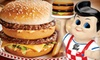 Big Boy - Plymouth Rd - Thurston: One Pie a Month for One Year or $7 for $14 Worth of Diner Food at Big Boy