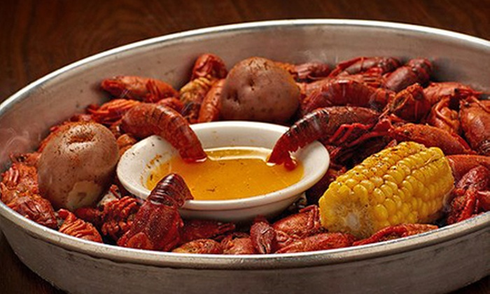 Jazz, a Louisiana Kitchen - Downtown: Cajun Dinner for Two with Appetizer and Entrees or $10 for $20 Worth of Cajun Food at Jazz, a Louisiana Kitchen