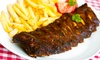 Righteous BBQ - Main Street Downtown: BBQ and Drinks at Righteous BBQ (Up to 44% Off). Two Options Available.
