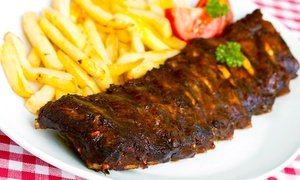 BBQ and Drinks at Righteous BBQ (Up to 45% Off). Three Options Available.