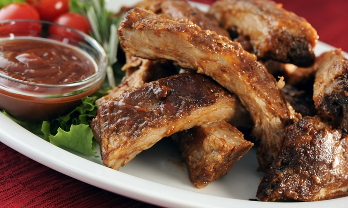 Virginia Barbeque - Fredericksburg: $5 Off Total Bill of $30 or More  at Virginia Barbeque