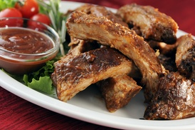 Virginia Barbeque: $5 Off Total Bill of $30 or More  at Virginia Barbeque