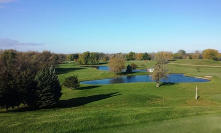 18-Hole Round of Golf with Cart for Two or Four at Rock River Hills Golf Club (Up to 51% Off)