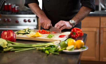 BYOB Interactive Cooking Class for Two or Four at The Space Dallas (51% Off)
